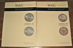 German Auction Catalogues Wag 2006 - Huge Coverage - Everything German