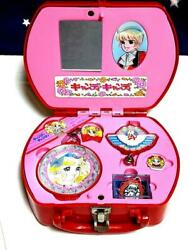 Japan Anime Poppy Candy Candy Lady Bag Toy Limited Vintage Rare