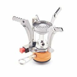 Backpacking Stove Camping Stove with Piezo Ignition perfect for campingHiking $16.42