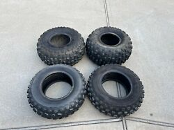 2005 Yamaha Blaster Oem Tires Front And Rear