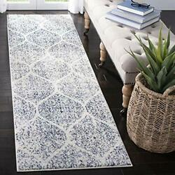 Safavieh Madison Collection Mad604a Glam Ogee Trellis Distressed Non-shedding...