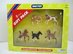Breyer Stablemates Collection 5 Piece Gift Pack No. 5982 New in box