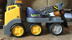 Little Tikes Wrecker Construction Toy Truck - Rexandrsquos Sound And Lights