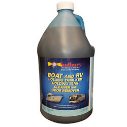 Sudbury Boat And Rv Holding Tank Kem Cleaner And Odor Remover - 128oz