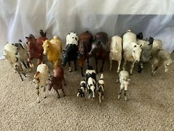 Vintage Breyer Horses Lot from 1980#x27;s and 1990#x27;s Used no boxes