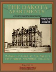 The Dakota Apartments: Vintage Articles of the World#x27;s Most Famous Apartment ...
