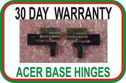 Acer Aspire 7000 / 9300 9303wsmi Pair Lid Hinges Left And Right Uk