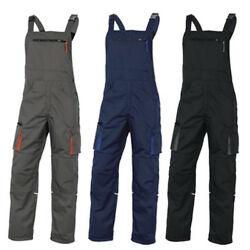 Delta Plus Dungarees - Bib And Brace Overalls - Mach2 Panoply