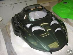 NEW ARCTIC CAT SNOWMOBILE HOOD 2001 PANTHER 440