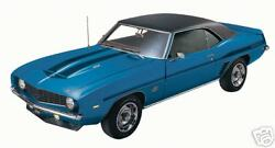 Camaro 68 69 Glass Kit 6pc Tinted In Stock Gm Restoration Parts Windshield