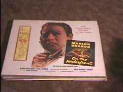On The Waterfront B Roll 22x28 Movie Poster And03954 Brand0