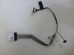 Temp Genuine Toshiba Satellite A300 A300d A305 A305d Lcd Screen Display Cable