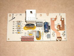 REBUILT CIRCUIT BOARD ONLY FOR CHRYSLER AC HEATER DIGITAL CLIMATE CONTROL ATC