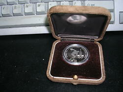 1978 Russia Olympic Platinum Proof 150 Roubles Throwing Discus