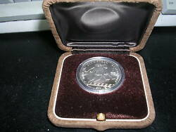 1980 Russia Olympic Platinum Unc 150 Roubles Ancient Greek Runners