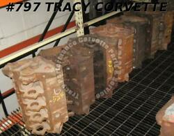 1955 Chevy And Corvette Used 3703524 265 V-8 1 Bare Block, Guaranteed Machinable