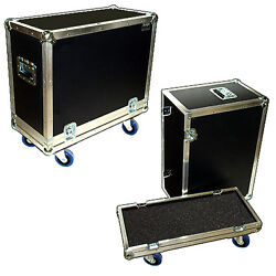 Ata 3/8 Carpetliner Amp Case W/4'' Casters For Engl Sovereign 100w 1x12