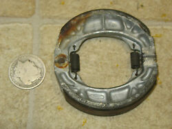 72-73 Honda C70 C 70 Front Brake Pads Shoes And Springs