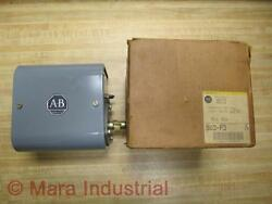 Allen Bradley 803-p3 Limit Switch Rotating Cam Style P Series A