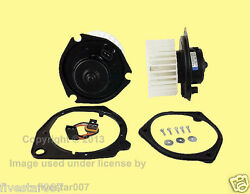 2 WIRE LATE STYLE AC AC HVAC Blower Motor Assembly Climate Control for Volvo