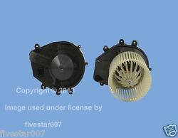 for Passat A4 s4  AC Blower Fan Motor Assembly nEw for Audi VW w Standard AC