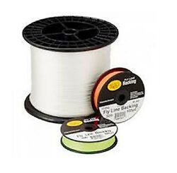 Rio Dacron Fly Line Backing 30 Lb Test Chartreuse - 100 To 5000 Yd Spools