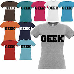 Brand New High Street Fashion Geek T Shirt Or Top - Buy From Our Shop Now