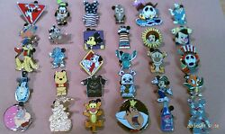 Disney Trading Pins Lot of 25 No Duplicates LE HM Rack Cast Free Shipping $14.25