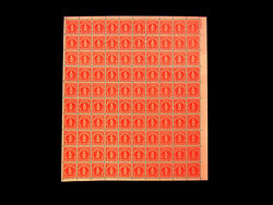 J79 Postage Due 1/2cent Us Stamps Mnh Sheet Vf To Xf++ Cv155++ Rare++nice L@@k