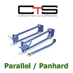 B Universal Street Hot Rod And Pickup Heavy Duty Parallel Rear Four Link /4 Bar