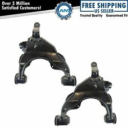 Front Lower Control Arms Left/right Pair Set For Sequoia Tundra Pickup Truck