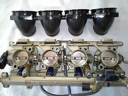2002 Yamaha Fx140 Complete Throttle Body Assembly Great Fx 140 Watercraft Pw