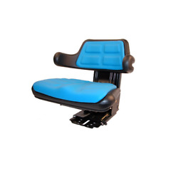 Tractor Seat Fits Ford/new Holland Adj Angle And Susp
