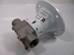 Jabsco 30530-2003 1and1/2 Stainless Pump Head