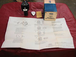 60s 70s Ford Mercury Lincoln Nos Compass Truck Bronco Mustang Van 4x4