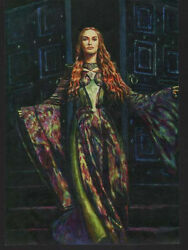 Marcus Boascersei Lannisternew Oil Painting