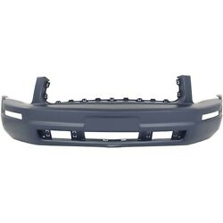 NEW Primered Front Bumper Cover Replacement for 2005 2009 Ford Mustang Base $115.72