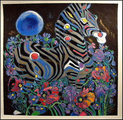 Tie Feng Jianga Spring Rhymeserigraph On Canvas Hand Signed Make An Offer