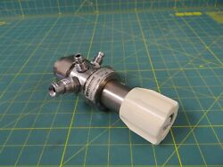 Matheson 9467-4-v6fm Ultra-line High Purity Ss Pressure Regulator 100 Psi-out
