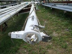 28 Feet 11 Inch Heavy Duty Aluminum Sailboat Mast With Some Rigging