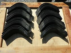 Agric Replacement Tiller Tines Code 04503303 And 04503400 Full Set 60 Machine