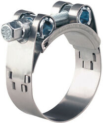 Norma Gbs Heavy Duty 17 To 19mm T Bolt Hose Clamp All 304 Stainless Steel