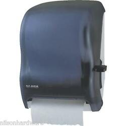 33-lever Roll Paper Towel Dispensers Holds 8 Wide X 8 1/2 Dia Roll Sant1100tbk
