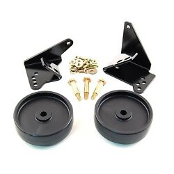 Mtd Riding Lawn Mower 38 And 42 Decks Replacement Tractor Deck Wheel Oem-190-183