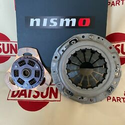 Datsun 1200 Nismo Racing Clutch Cover And Disk For Nissan A12 A14 A15 B110 B310