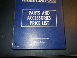 1984 85 86 87 88 89 90 91 Ford Car And Truck Technical Service Bulletins In Binder