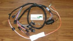 Console Wiring Harness Made In Usa 67 Camaro Automatic Transmission W/gauges