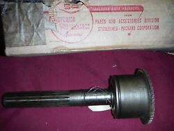 1951-54 Packard Overdrive Transmission Main Shaft 426954 Commercial Cars Nos