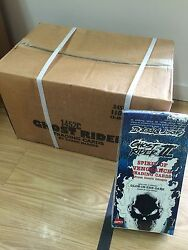 Rare Card Case-1992 Comic Images Ghost Riders (II) Cards(12 Boxes x48 Pks)-Rare