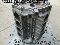 1964-1965 Chevy And Corvette Used 3782870 1964 Dated 327 V-8 Choose 1 Bare Block